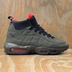 Nike Air Max 95 SneakerBoot 'Loden Green'